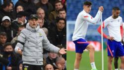 Thomas Tuchel names two Chelsea stars who are struggling for form despite Southampton win