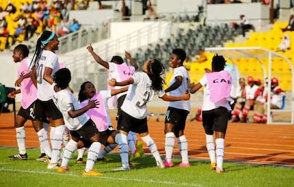 Black Queens pip Algeria in AWCON opener in Accra