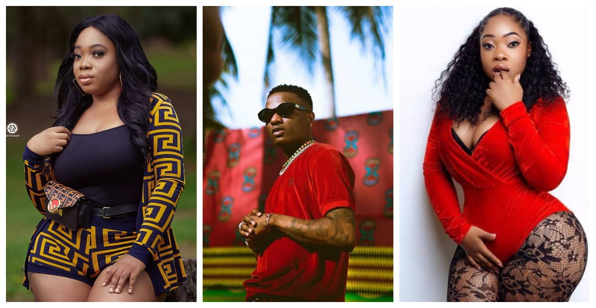 Wizkid and Moesha Boduong have fun in Dubai; video drops