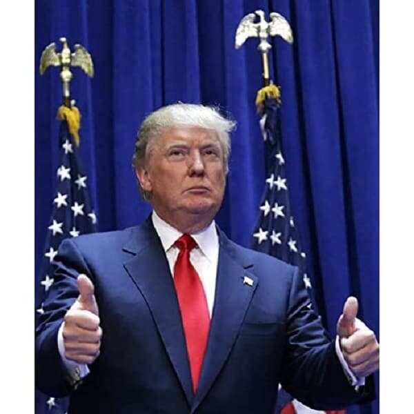 US 2020: Trump's govt to erect erect 'non-scalable' fence around White House