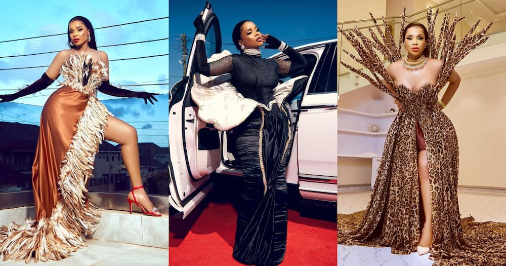 Benedicta Gafah: 10 photos of the actress that show is currently GH's fashion queen