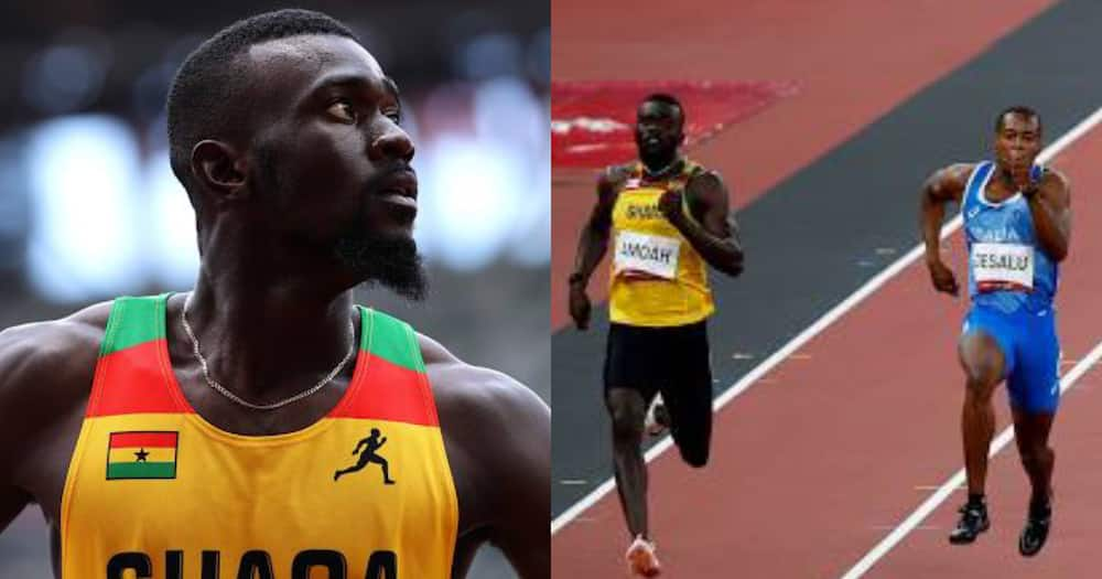 Tokyo 2020: Joseph Paul Amoah misses out in Mens 200m final after coming fourth