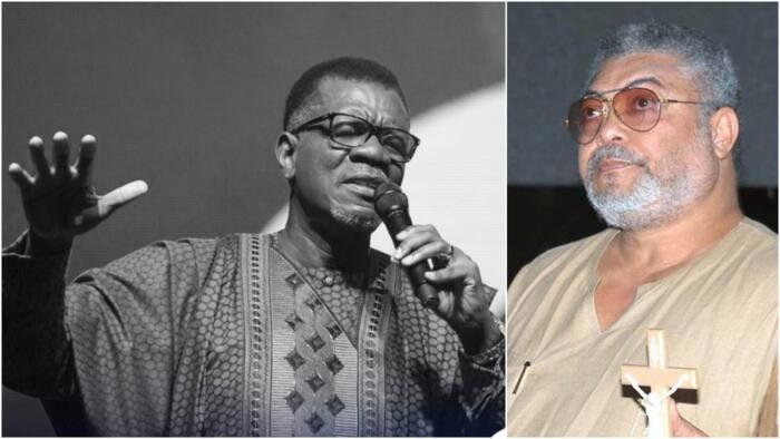 Mensa Otabil prays for soul of Jerry Rawlings