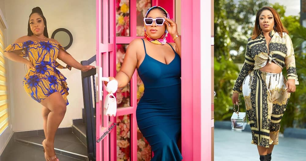 Moesha Boduong: 7 unseen photos of the actress that prove she is the hottest female celeb on Instagram
