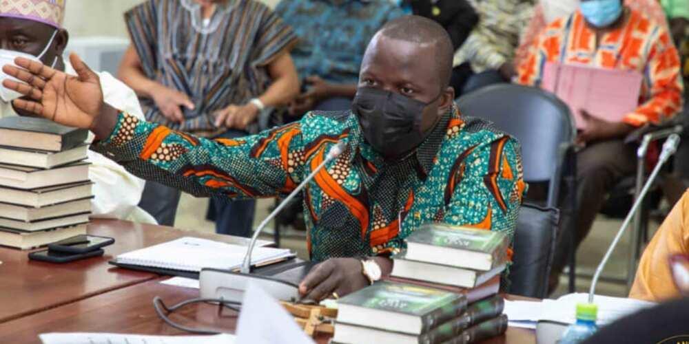 I am not sure that we can eradicate galamsey – Abu Jinapor admits