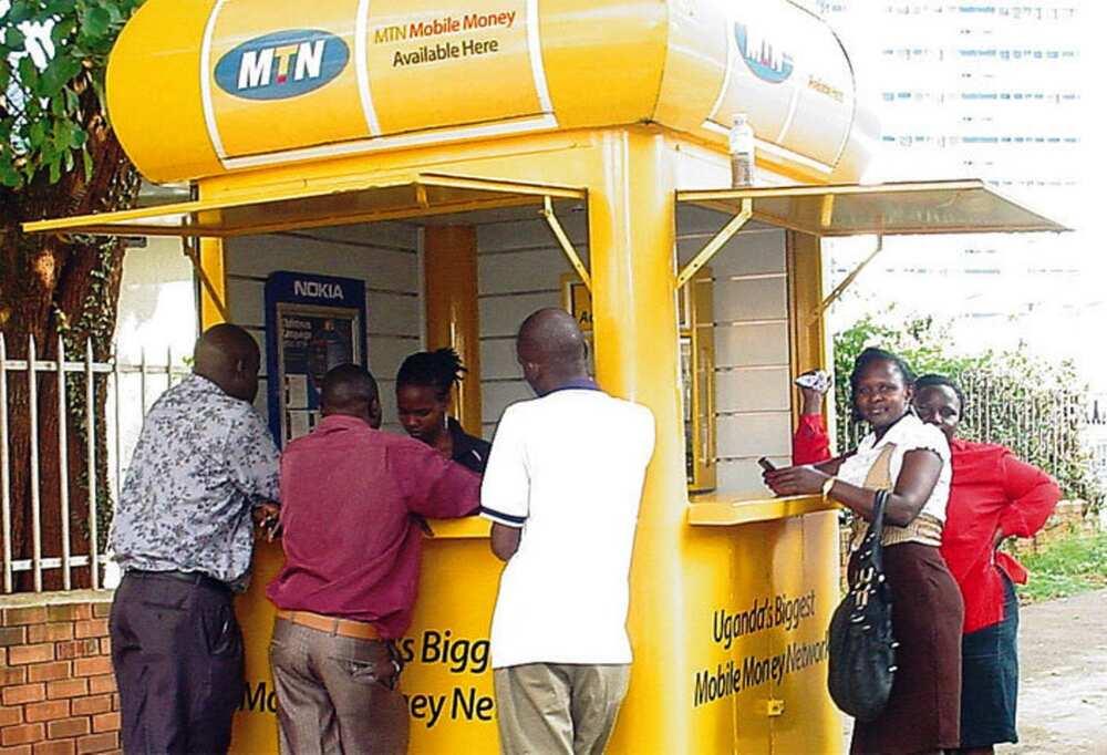 Motor riders rob Mobile Money operator at gunpoint
