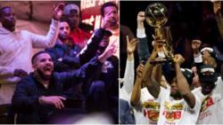 Drake curse finally ends after Raptors win NBA championship