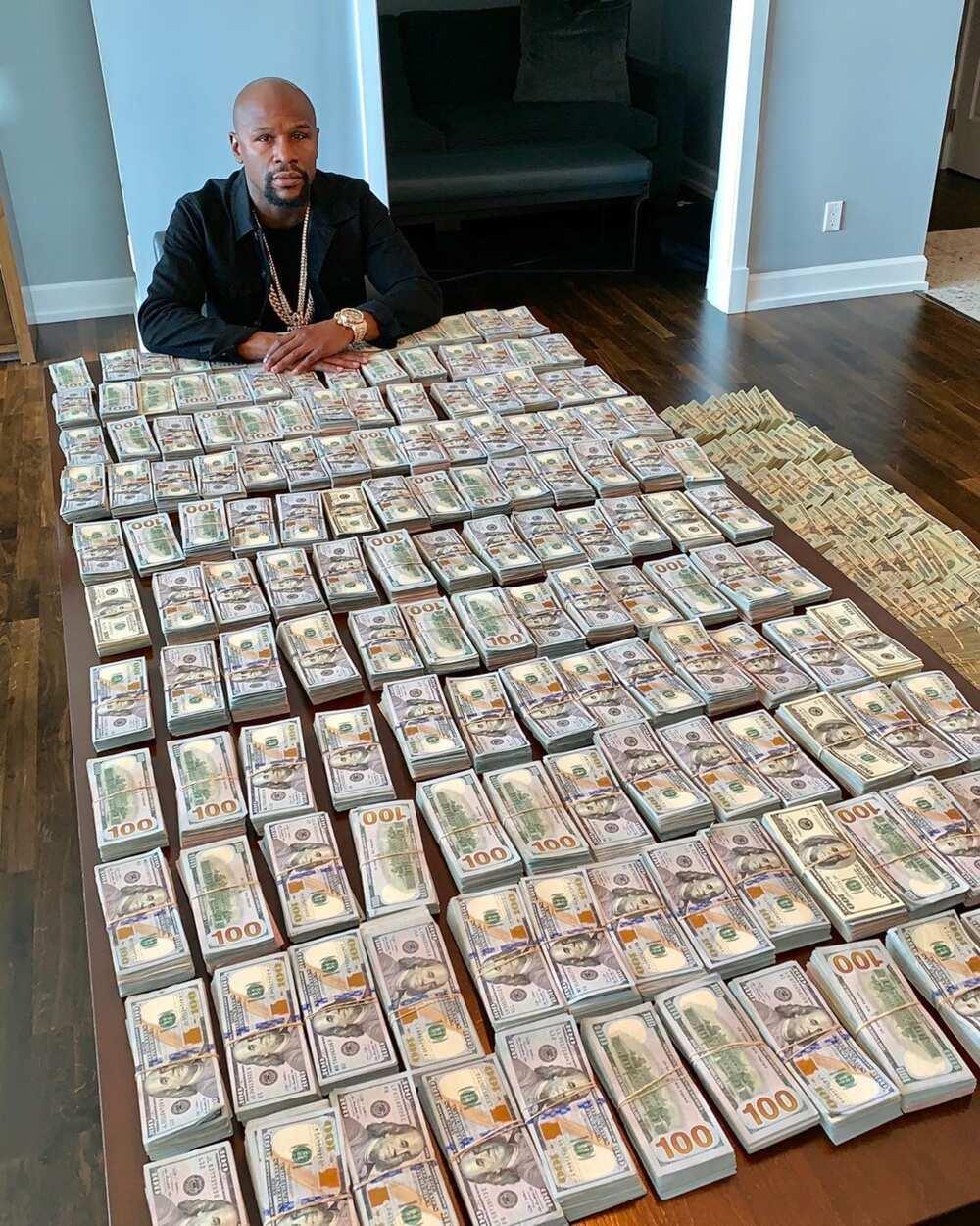 floyd mayweather net worth today