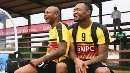 Official: Ayew brothers finally return as Kwesi Appiah drops Black Stars squad for Ethiopia clash