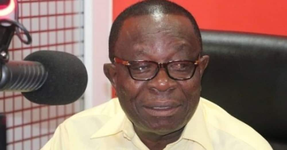 You can't do football as a devoted Christian in Ghana - Veteran football administrator Abbey Pobee