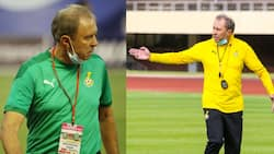 Our target is to qualify for the World Cup - Milovan Rajevac speaks ahead of Zimbabwe game