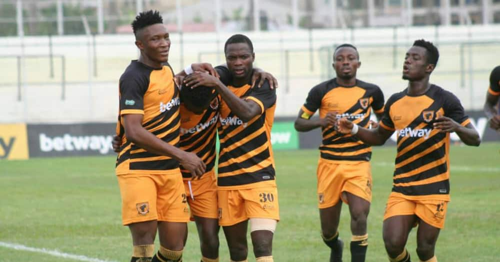 Ten Ashantigold players charged for role in match fixing scandal