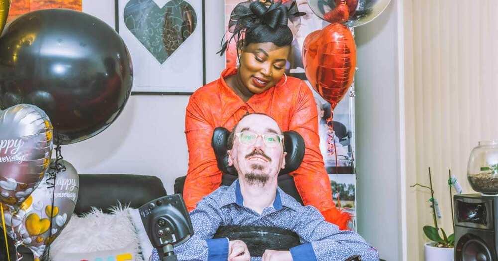 Philip Eling and Susan Njogu.