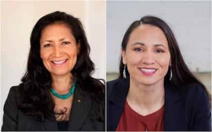 US mid-term elections: 2 democrats make history as they become first Native American women to be elected to Congress
