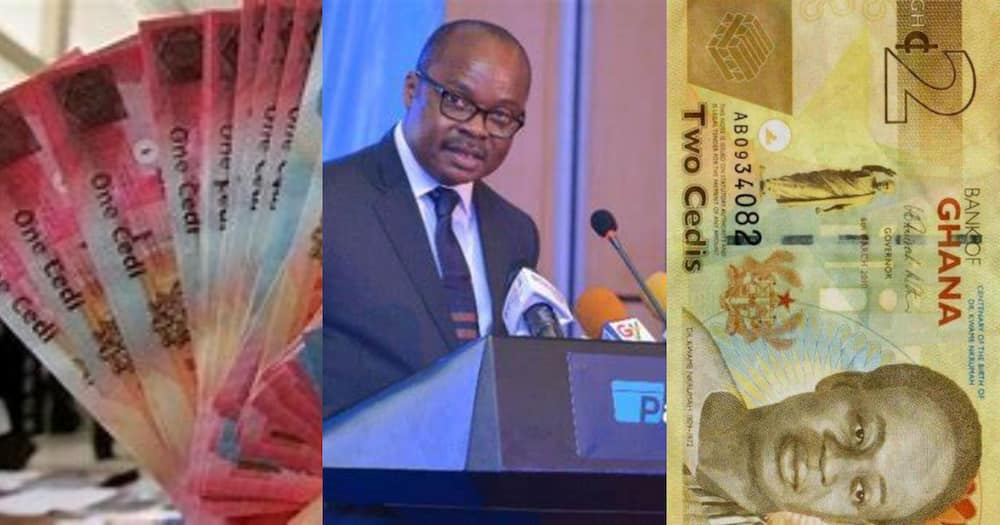 GHC1 and GHC2 notes soon to be removed from the system - Bank of Ghana