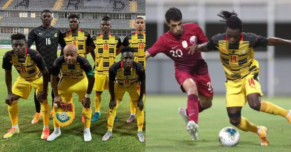 Top 7 reactions from Ghanaians after Black Stars lashed Qatar 5:1 in friendly match