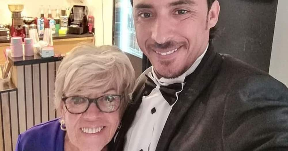80-year-old British grandmother marries her 35-year-old Egyptian lover