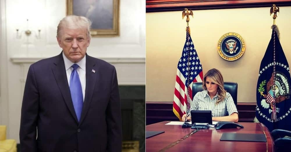 Us Election: Odds High of Melania Divorcing Donald Trump If He Loses