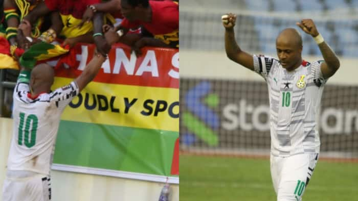 Thank you for your support - Ghana captain shows gratitude to fans after Zimbabwe wins