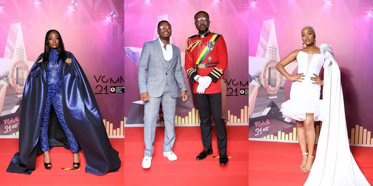 What Your Favorite Celeb Wore To The 21st Edition Of The Vgmas