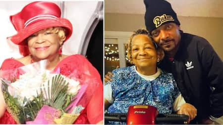 Snoop Dogg Emotionally Announces Death of Mum Beverly Tate After 6 Months in Hospital