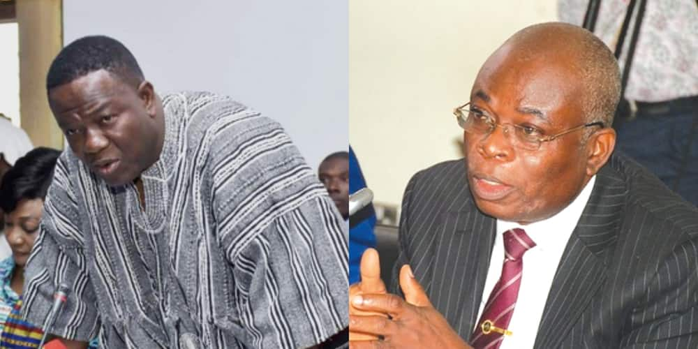 Chieftaincy minister commissions Hon. Avedzi's school projects without inviting him