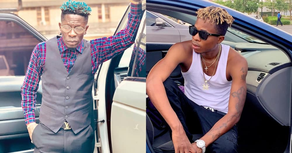 I have no written contract with Shatta Wale – Natty Lee