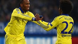Didier Drogba urges former Chelsea star who recently left Arsenal to 'come back' home