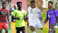 Meet the five locally based players named in Milovan Rajevac's squad for Zimbabwe clash