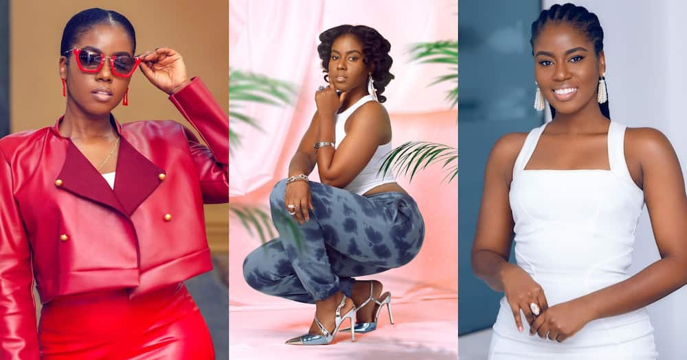 MzVee: Singer Dazzles In 5 Beautiful Photos On Her 29th Birthday