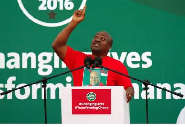 Mahama holds discourse with GMA; promises to aggressively complete abandoned health projects