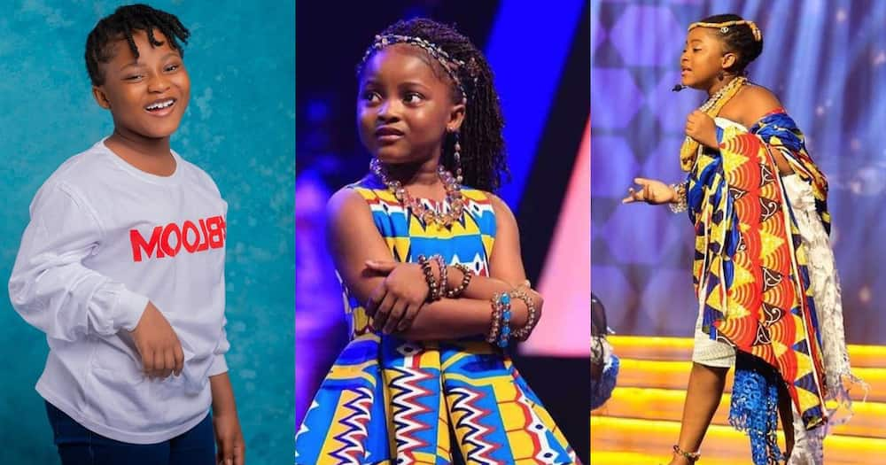 Nakeeyat Dramani: 8 big girl Photos of Former Talented Kids Winner Surprise fans on Social Media