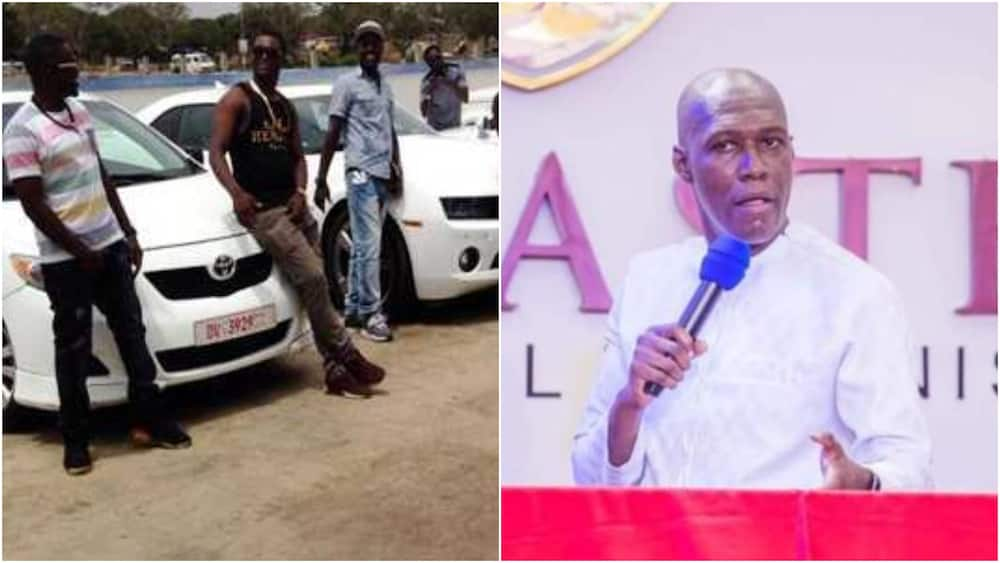 Don't sacrifice your mothers for Toyota Camry - Prophet Oduro warns Yahoo Boys