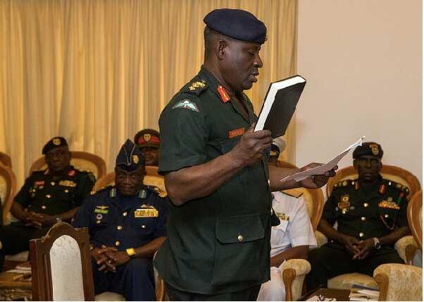 Retiring CDS Lt. General Akwa gets job extension from Akufo-Addo