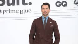 David Gandy: 10 facts about the world's most recognisable male model