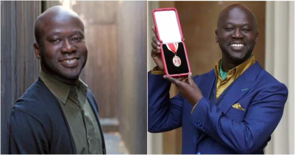 David Adjaye: Ghanaian-British architect named recipient of the 2021 Royal Gold Medal