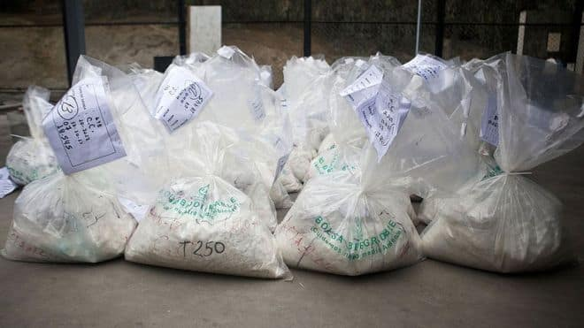 100 grams of suspected cocaine allegedly goes missing in GRA custody