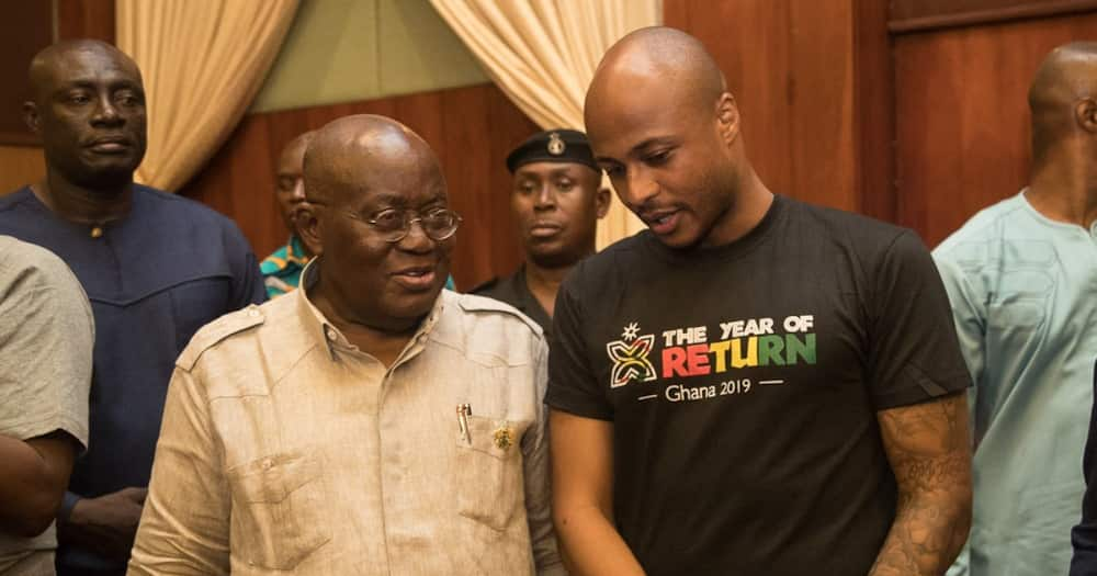 Bring the 2022 AFCON home; time to end the 40-year drought - Akufo-Addo's charges Black Stars
