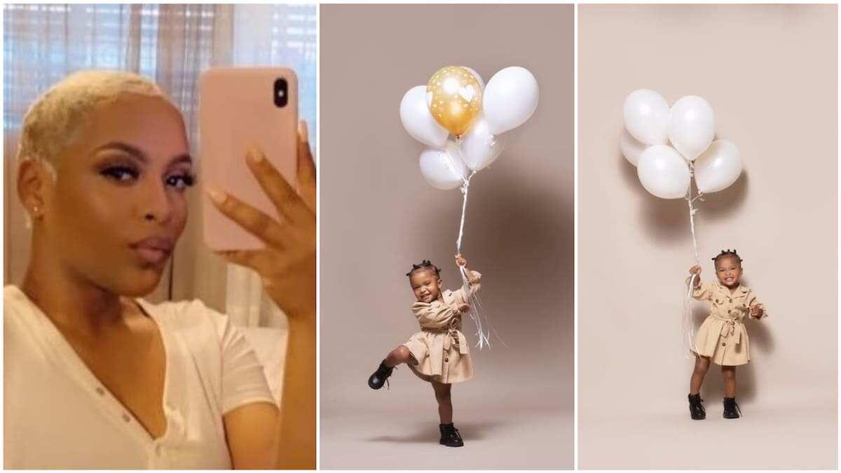 Mom celebrates daughter's birthday with amazing photoshoot