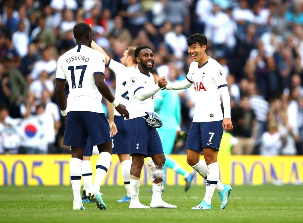 Tottenham vs Crystal Palace: Son shines in Spurs' 4-0 win over Palace