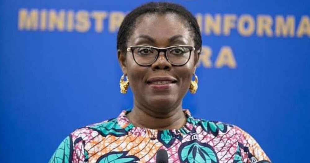Government to tax calls on all social media platforms soon - Ursula Owusu reveals