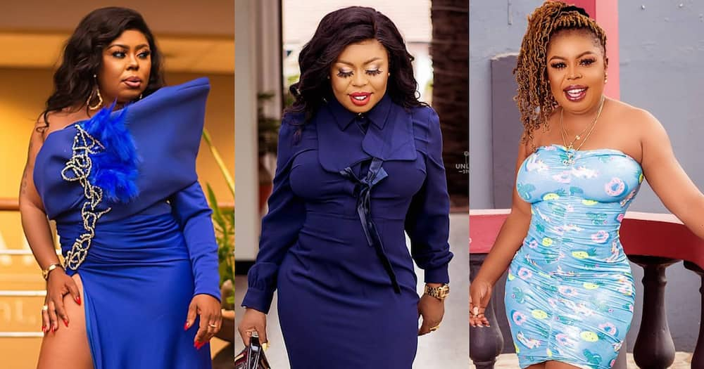 Afia Schwar leaks chat she had with Akuapem Poloo; says she always wants to trend