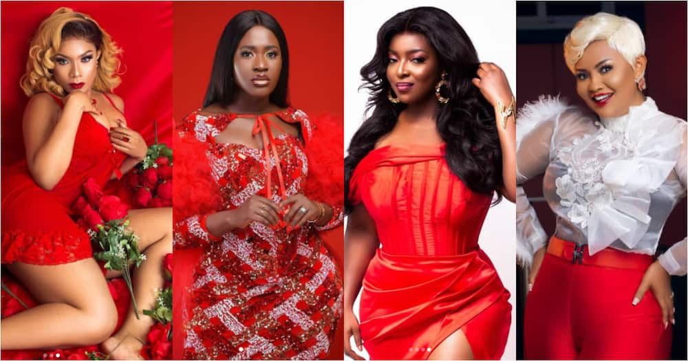 Val's Day: 10 hot photos of female celebs showing off their beauty in red attires to mark Val
