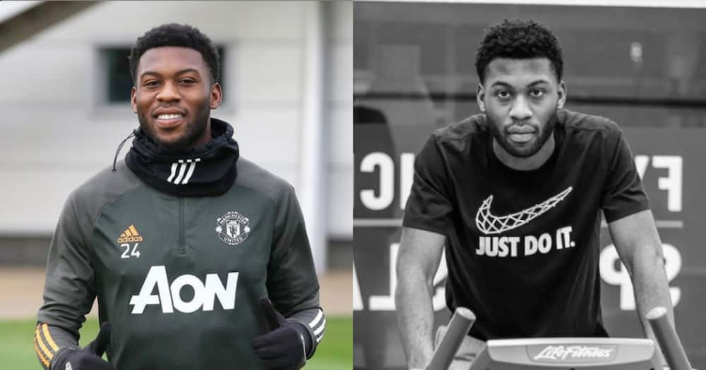 Ex-Man United man Fosu-Mensah names his all-time favorite Ghanaian musicians