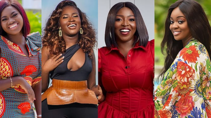Dark and lovely: Jackie Appiah, Fella, Okoro 7 other beautiful Ghanaian celebs who have not 'bleached' their black skins