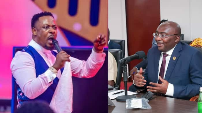 """""""Bawumia will never be president of Ghana; he is not meant to be"""" - Prophet Nigel Gaisie explains vision"""