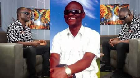 I'm jobless now; I have to sometimes beg to feed my 3 kids - Blind Messiah