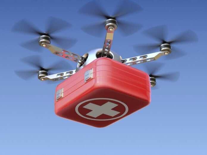 Blood drone