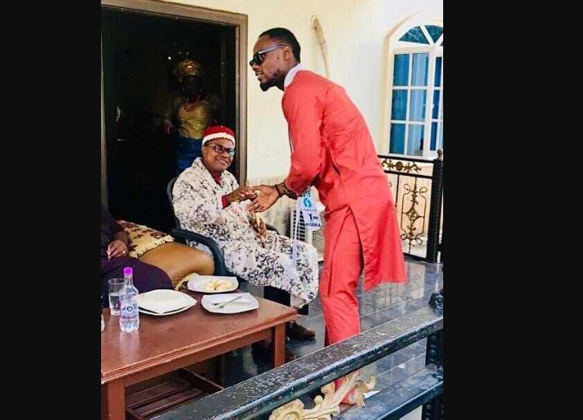 BBNaija 2020: Meet Lockdown housemate Prince who is actually the son of a king (photos)