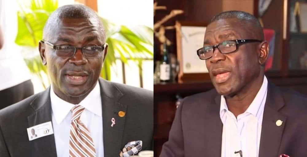 Kofi Amoabeng confesses to fearing going to jail over issues with collapsed UT Bank